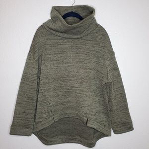 Anthro Saturday Sunday Heathered Pullover Sweater